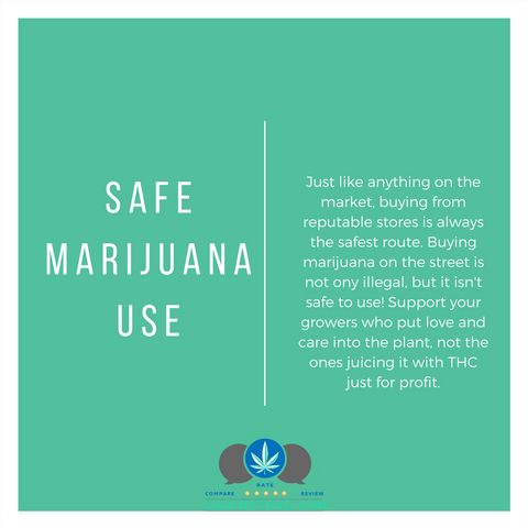 Safe Marijuana Use