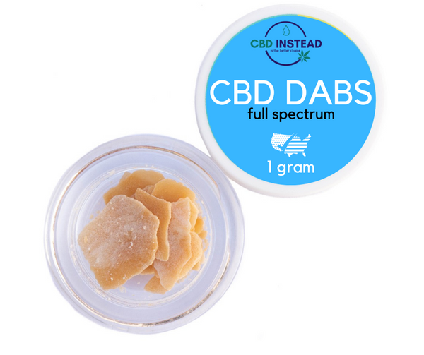 CBD Dab Wax (200mg)
