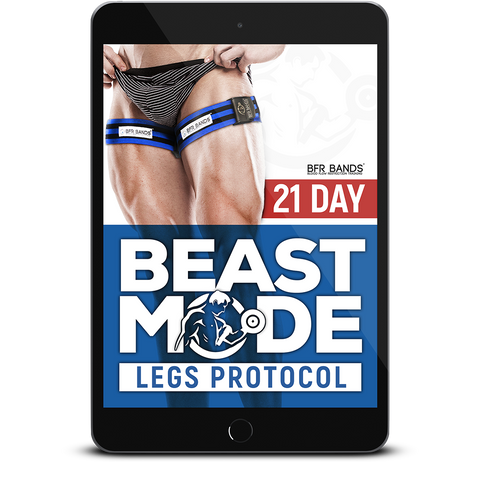 21 Day BEASTMODE LEGS Protocol