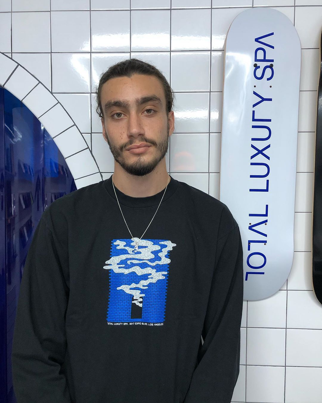 TOTAL LUXURY SPA STORE L/S TEE