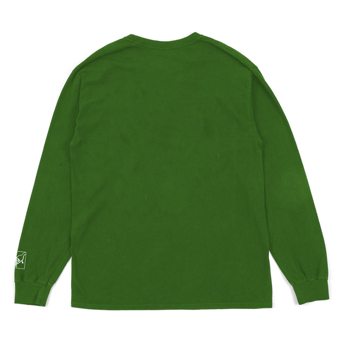 SOUND NUTRITION - L/S TEE - GRASS GREEN