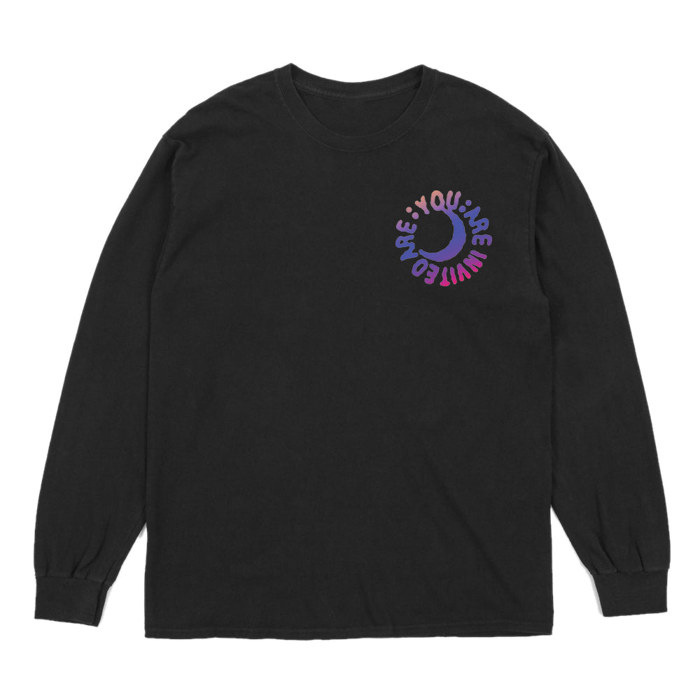 YOU ARE INVITED L/S TEE