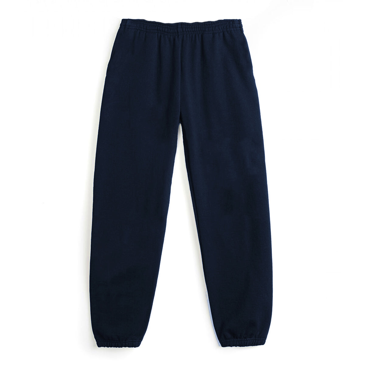 EARTH EMBASSY - FLEECE BOTTOMS - NAVY