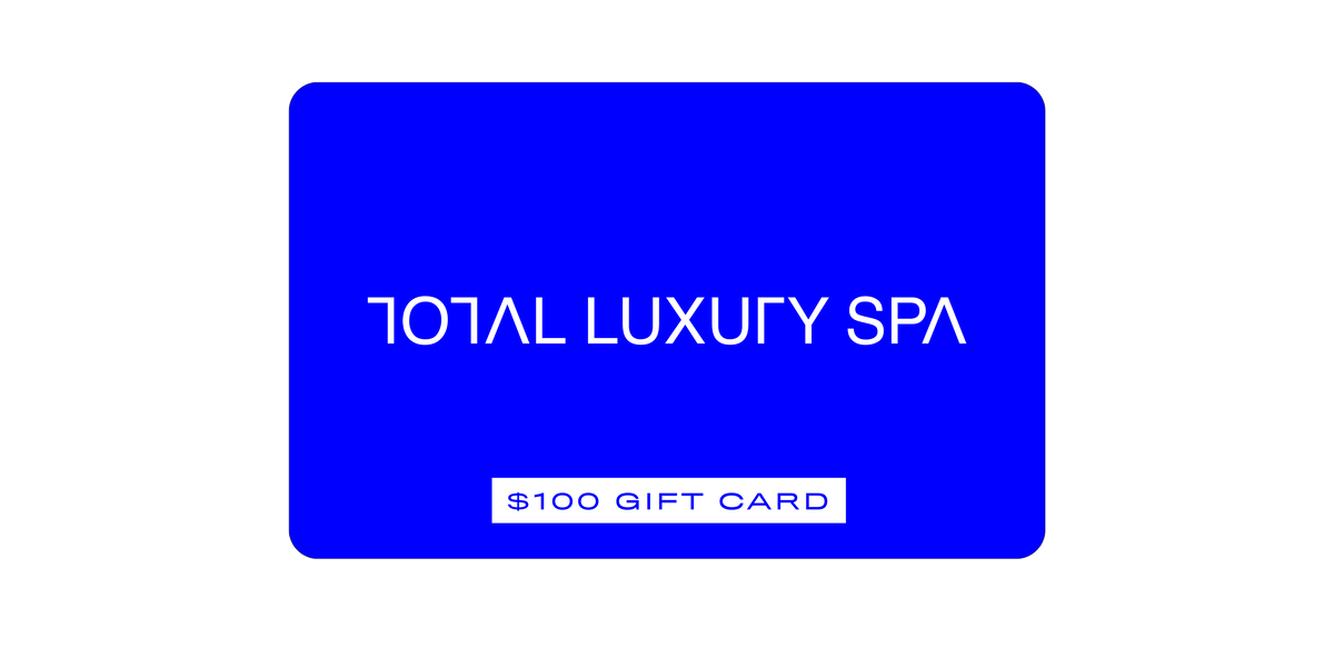 Total Luxury Spa Gift Card