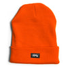 WORK BEANIE - ORANGE