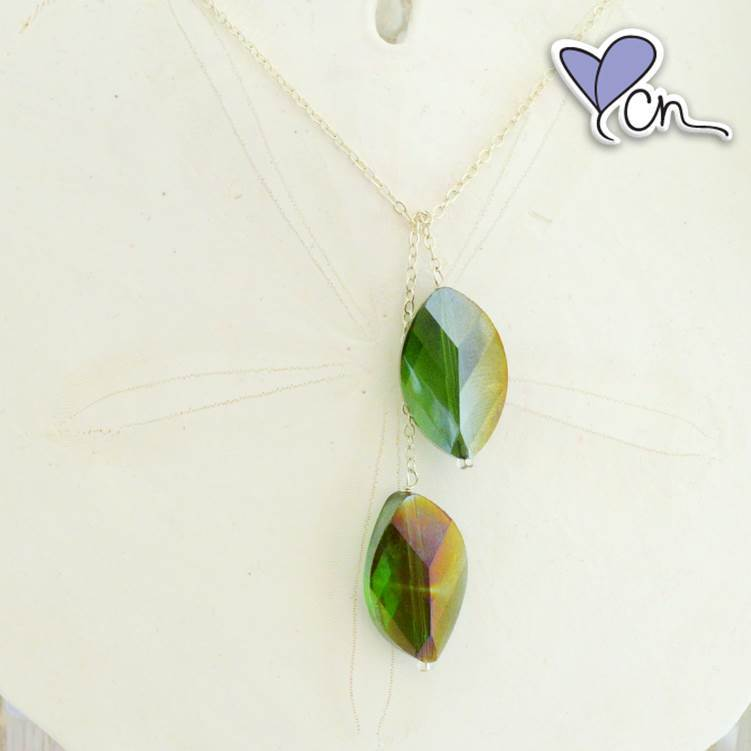 Green Leaf Crystal