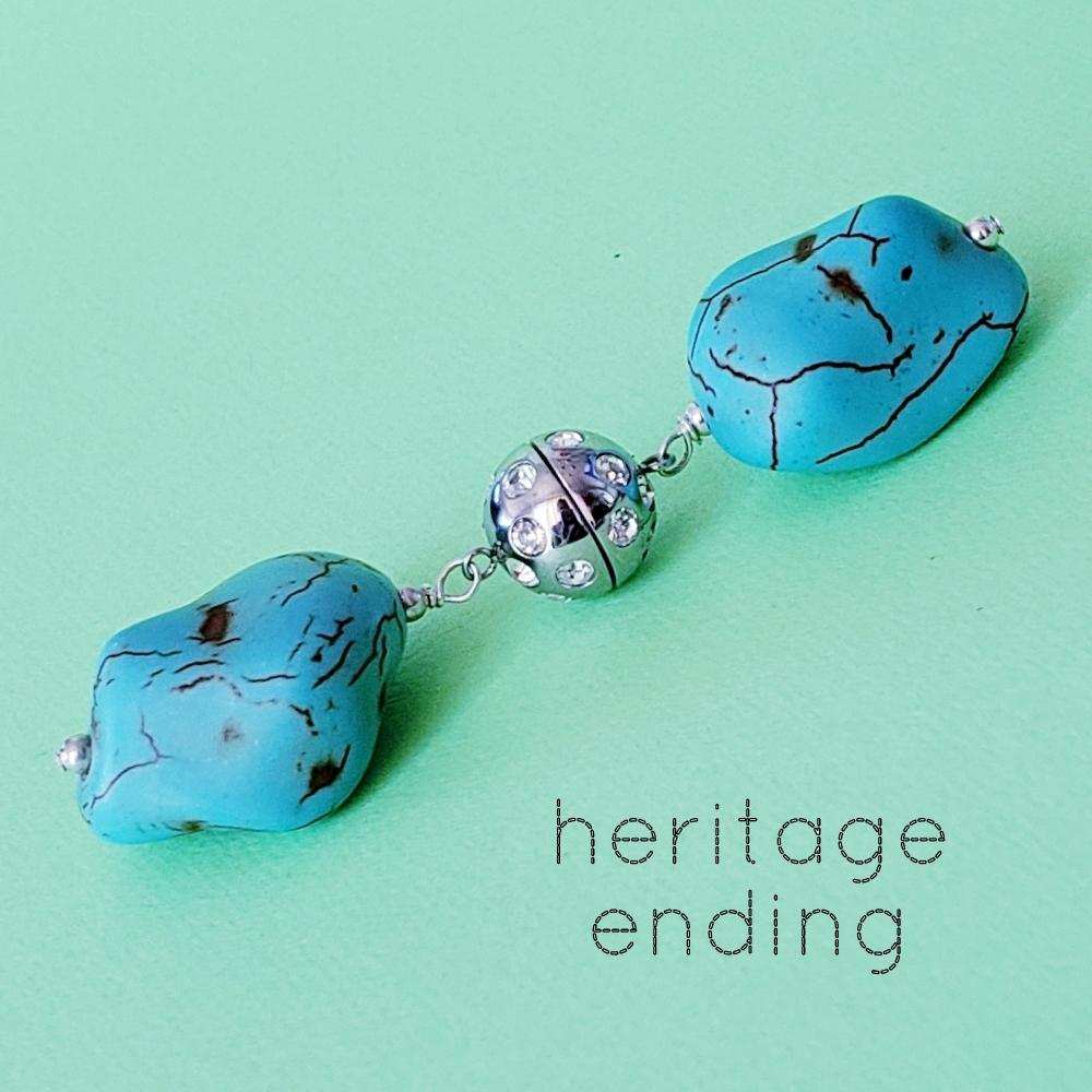 Turquoise Stone Ending