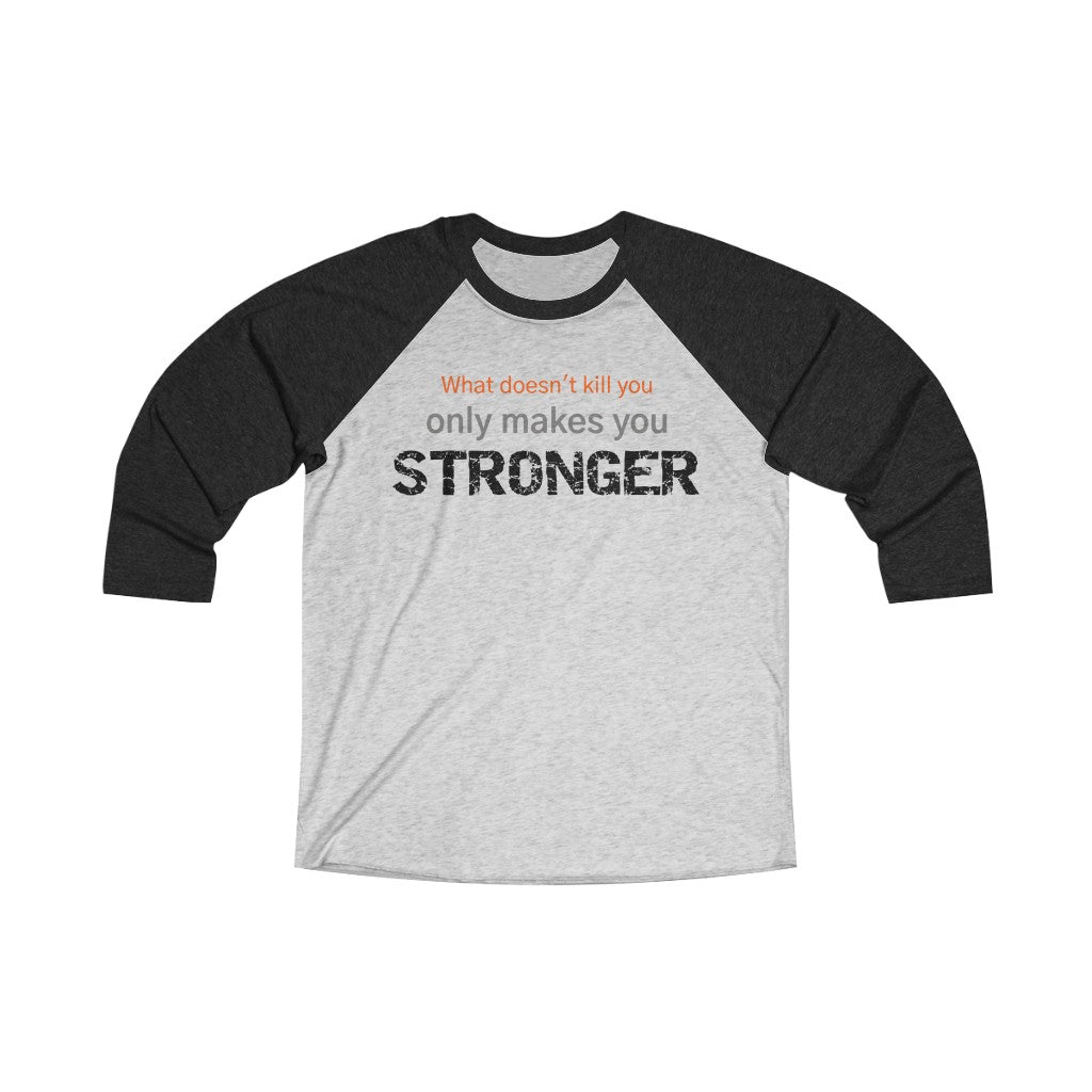 STRONGER Unisex Fitness Shirt Men's T-Shirt Women's T-Shirt