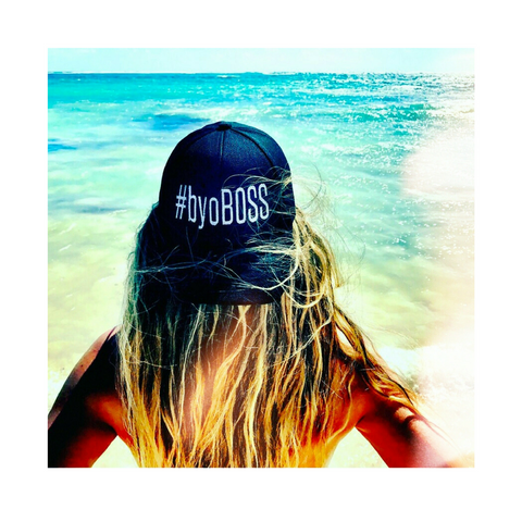 Be Your Own Boss Hat