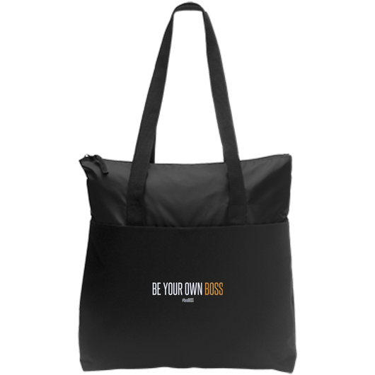 Be Your Own Boss Tote Bag