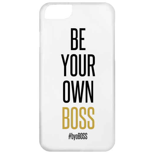 Be Your Own Boss iPhone 6 Case