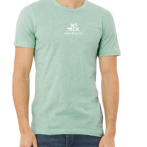 Pasture Raised Short Sleeve T - Green