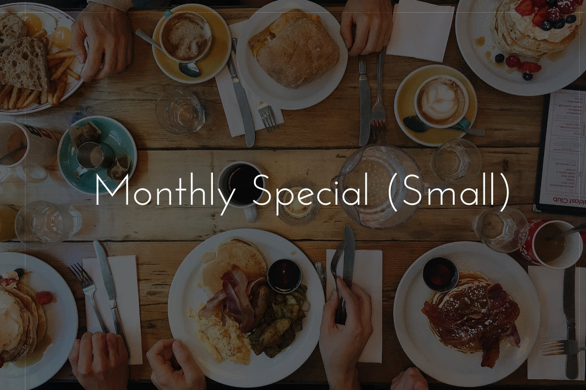 Monthly Special (SMALL)