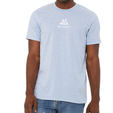 Pasture Raised Short Sleeve T - Blue