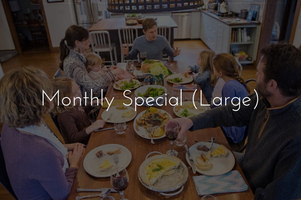 Monthly Special (LARGE)