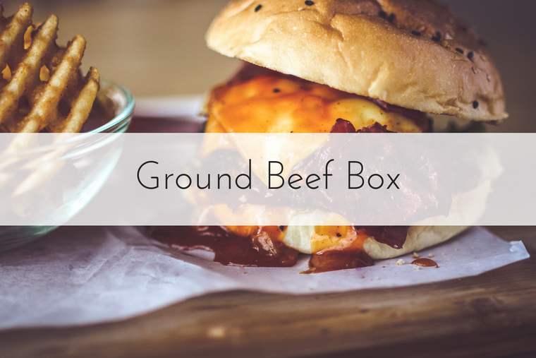 Ground Beef Box