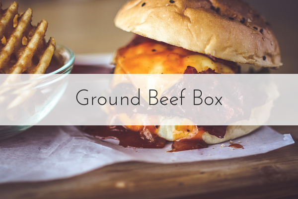 Gift a Ground Beef Box
