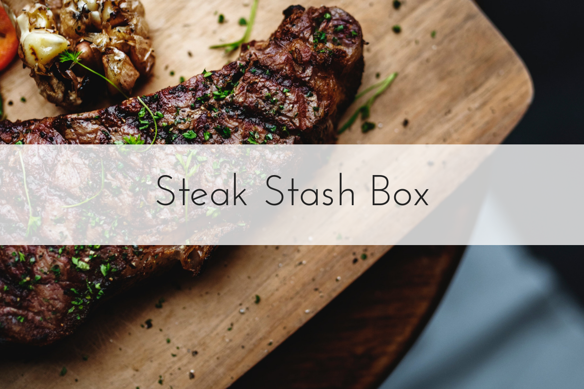 Give a Steak Stash Box