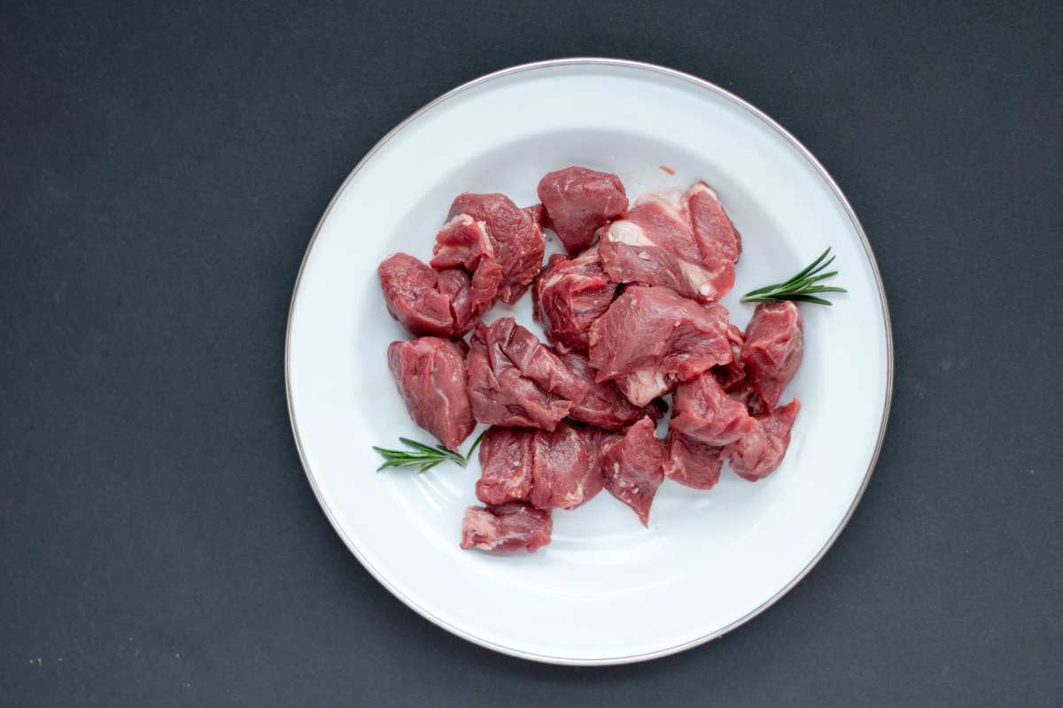 Stew beef from EdenThistle available for shipment or delivery