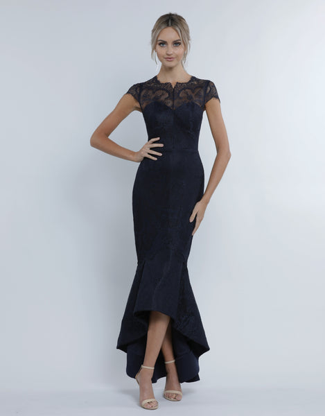 ALEXIS CHANTILLY FISHTAIL MIDI B34D42-HL