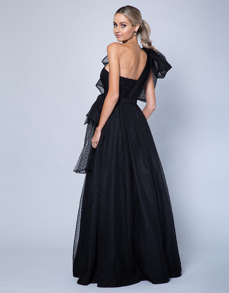 MADE-TO-ORDER // LE PARFUM DOT BALLGOWN B35D39-C