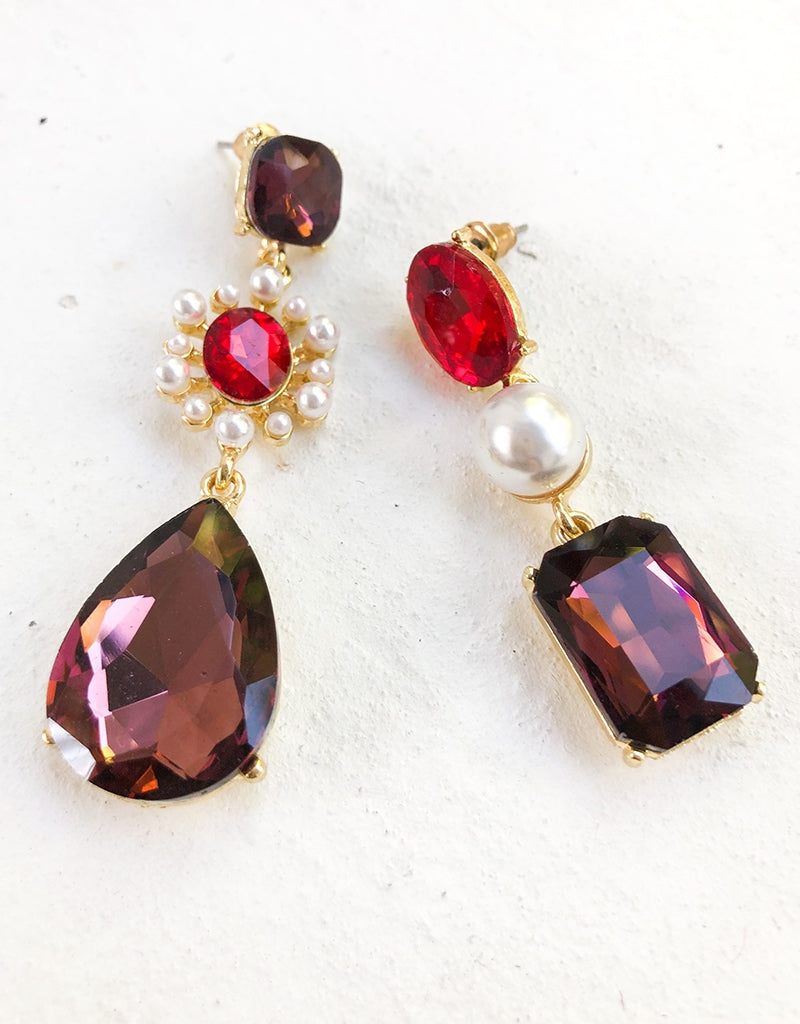 LEYLA DROP EARRINGS