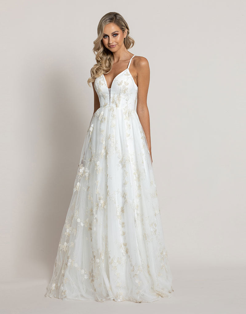 BLACKTHORN BALLGOWN B44D29L