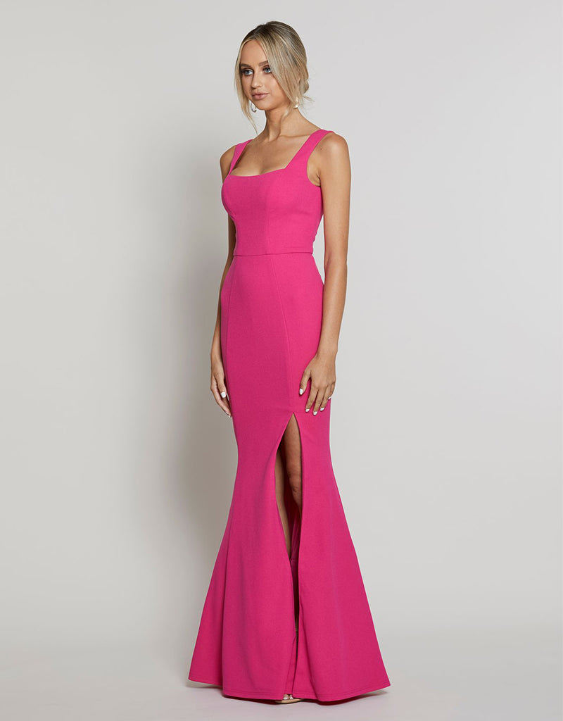 TIGERLILY FISHTAIL GOWN B40D16