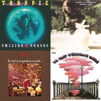 Fall in the House of Groove Playlist