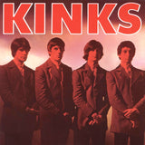 the kinks self-titled album cover