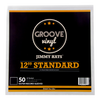 12 Inch Standard Premium Outer Record Sleeves - Groove Vinyl