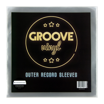 12 Inch Premium Outer Record Sleeves