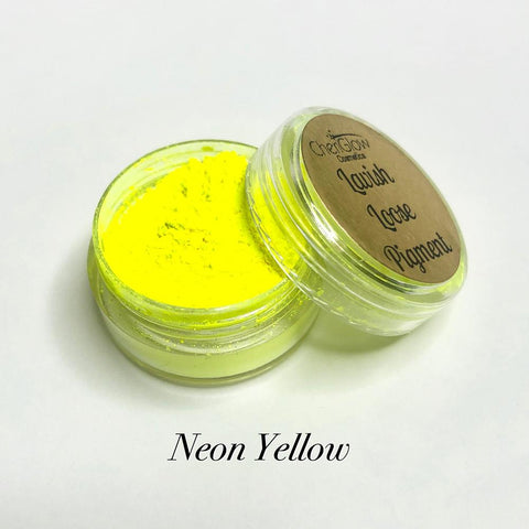 Neon Yellow - Lavish Loose Pigment
