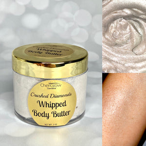 Hermoine Crushed Diamonds Whipped Body Butter