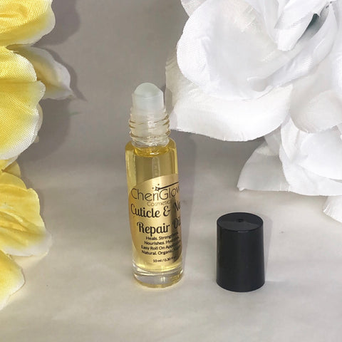 Cuticle & Nail Repair Oil - Roll On
