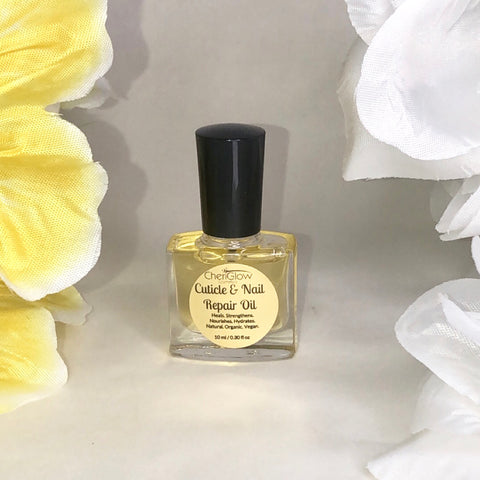 Cuticle & Nail Repair Oil - Brush On