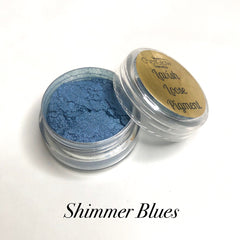 SET OF 12 - Lavish Loose Pigments