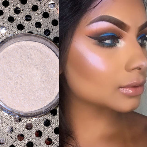 Supernova - Iridescent Duochrome Loose Diamond Highlighter
