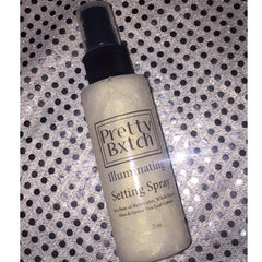 Stunning - Illuminating Makeup Setting Spray