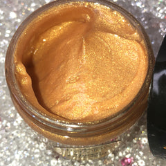 Dipped Gold Shimmering Body Butter