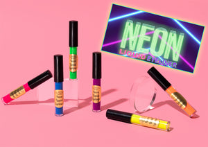 Neon Green Liquid Eyeliner - Water-proof, Smudge-proof, Long-lasting