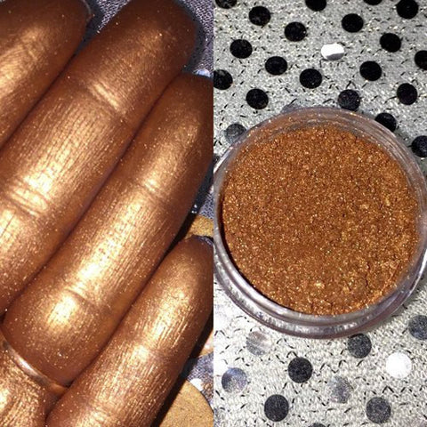Bronze Goddess - Loose Diamond Highlighter
