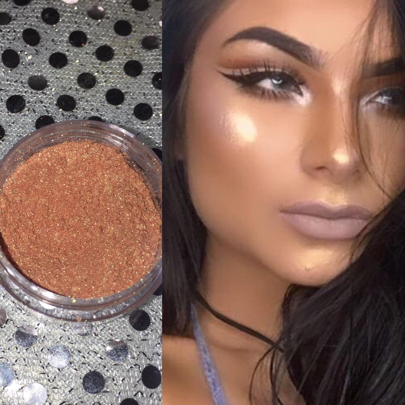 Golden Wings - Loose Diamond Highlighter
