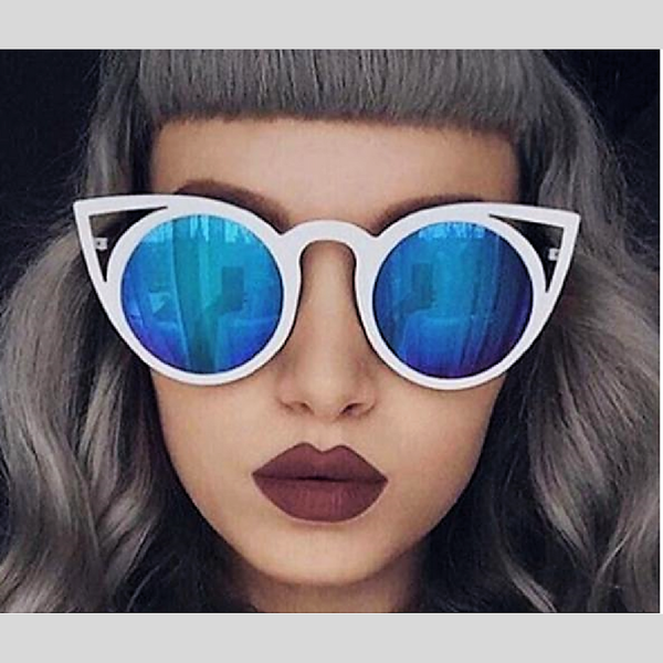 Cat Eye Shades - 9 Color Options
