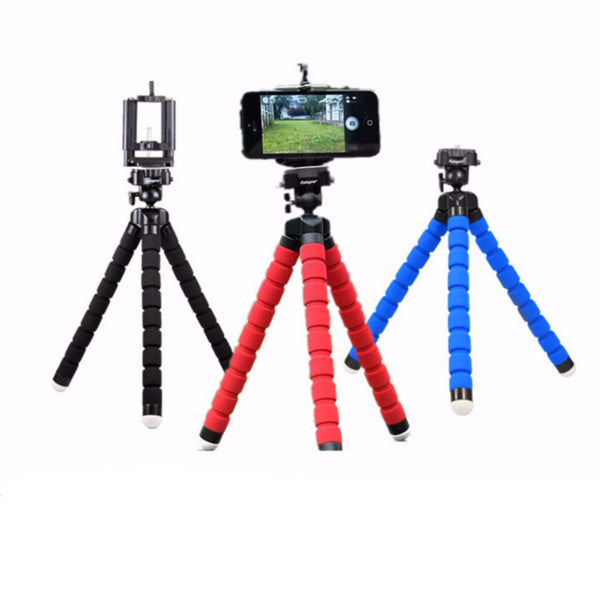 Flexible Tripod Phone Stand