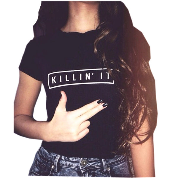 KILLIN' IT T Shirt