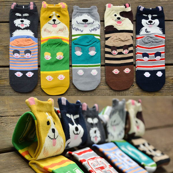 Doggy Dog Socks