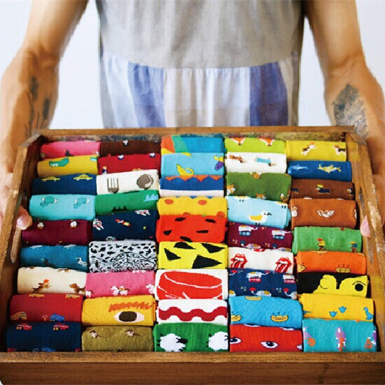 Crew Socks - Colorful Prints