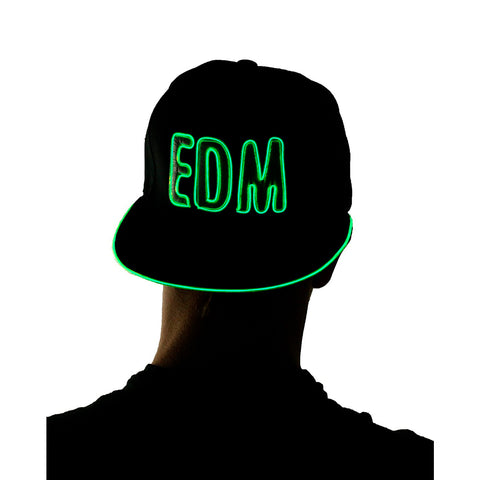 Light Up Hat - EDM