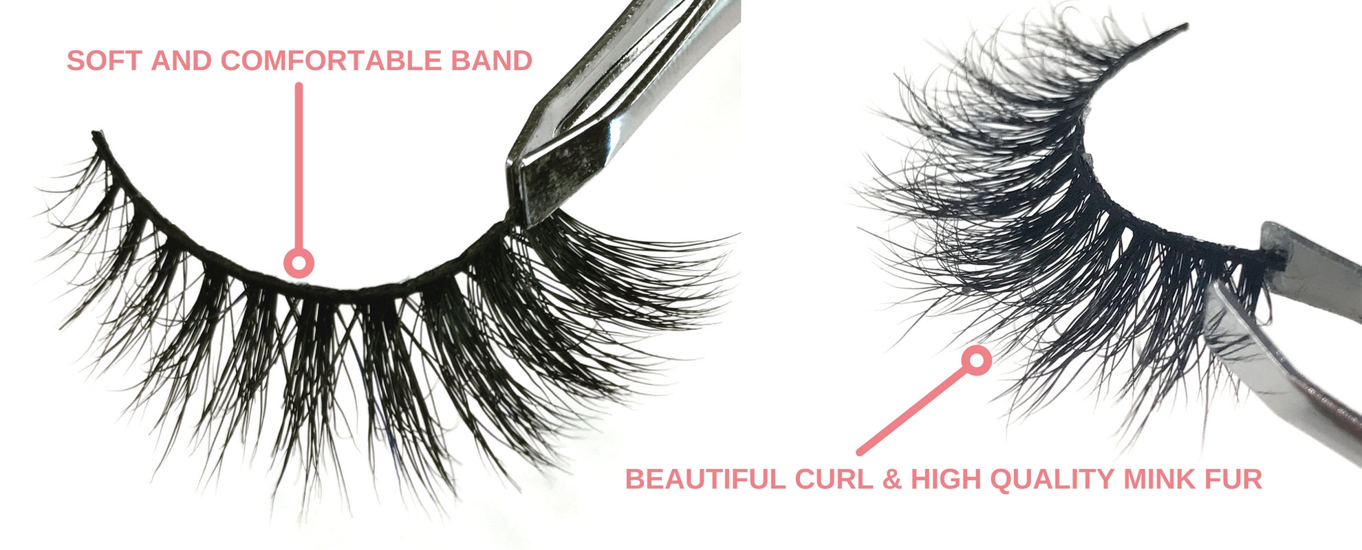 about our lashes